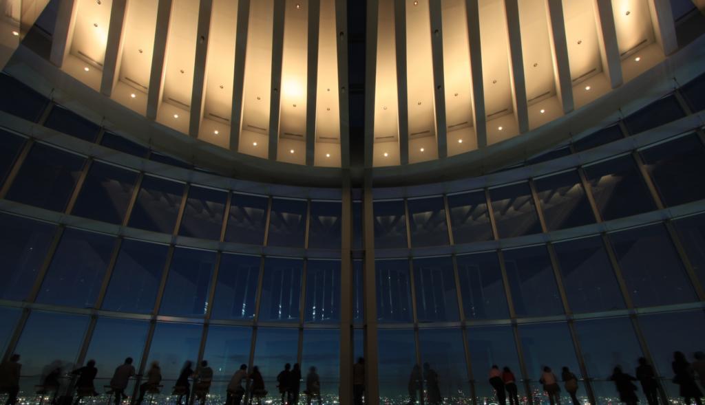 Mori Tower Observation Deck