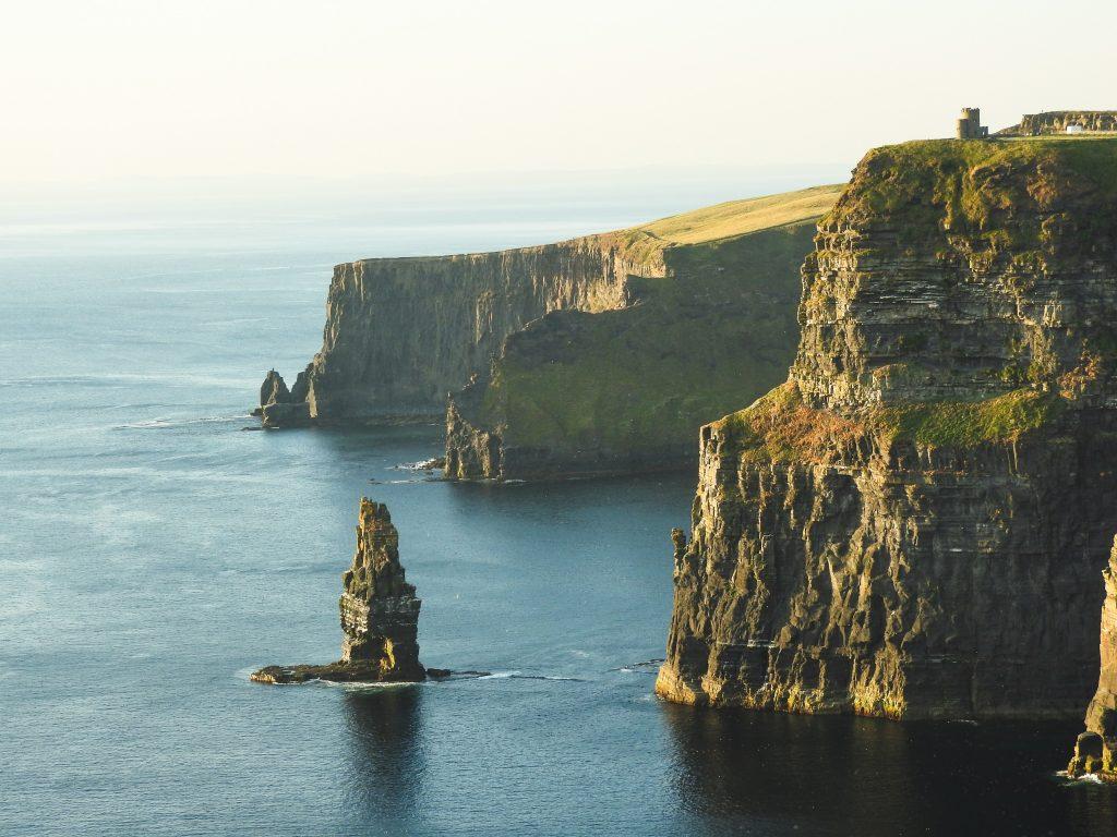 Cliff Of Moher, Ireland By Henrique Craveiro [Source : unsplash]