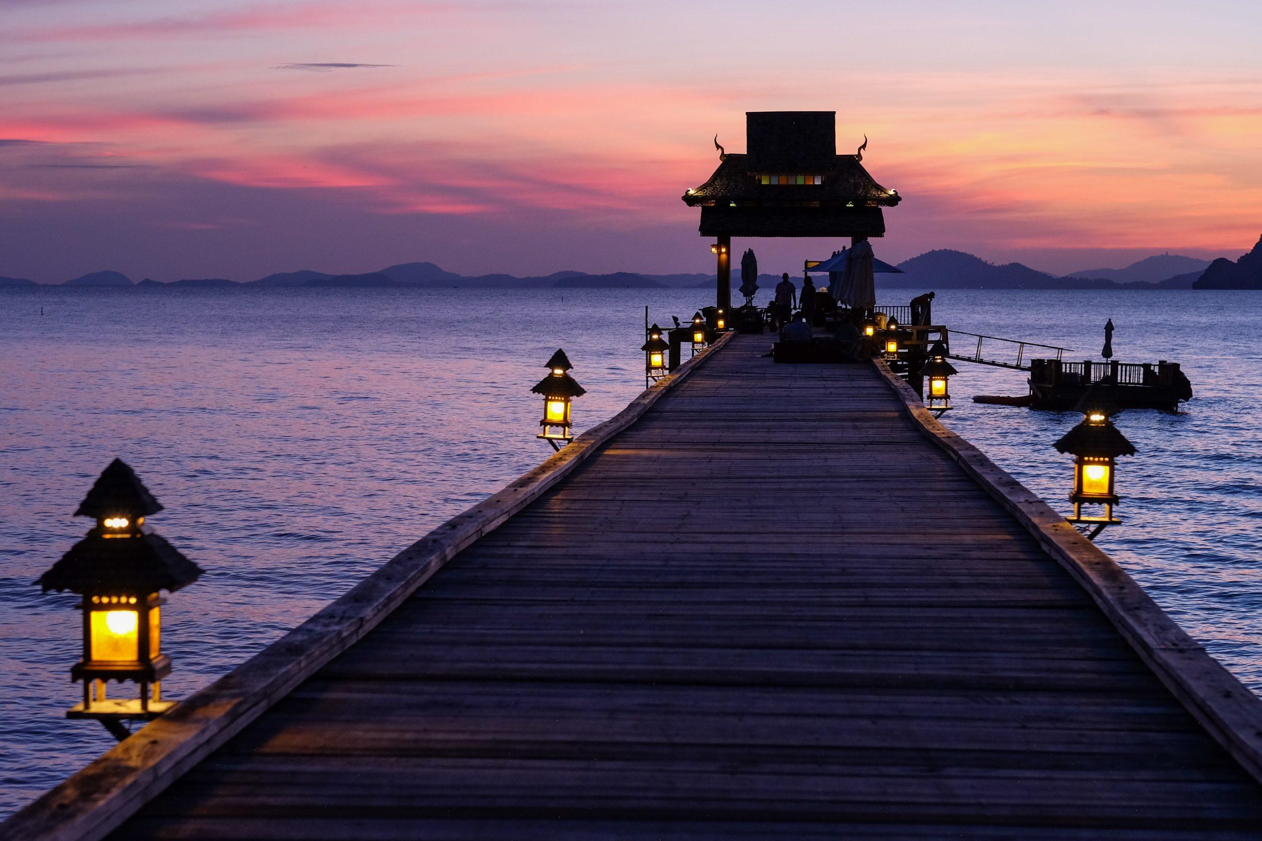 Koh Yao Yai Thailand By Alin Meceanu [Source : unsplash]