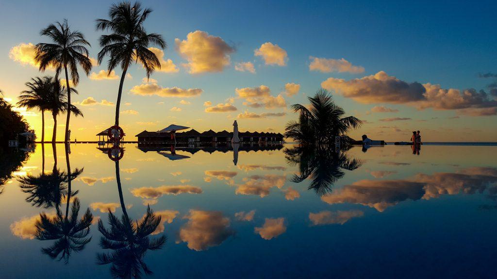 Maafushivaru Maldives By Mohamed Thasneem [Source : unsplash]