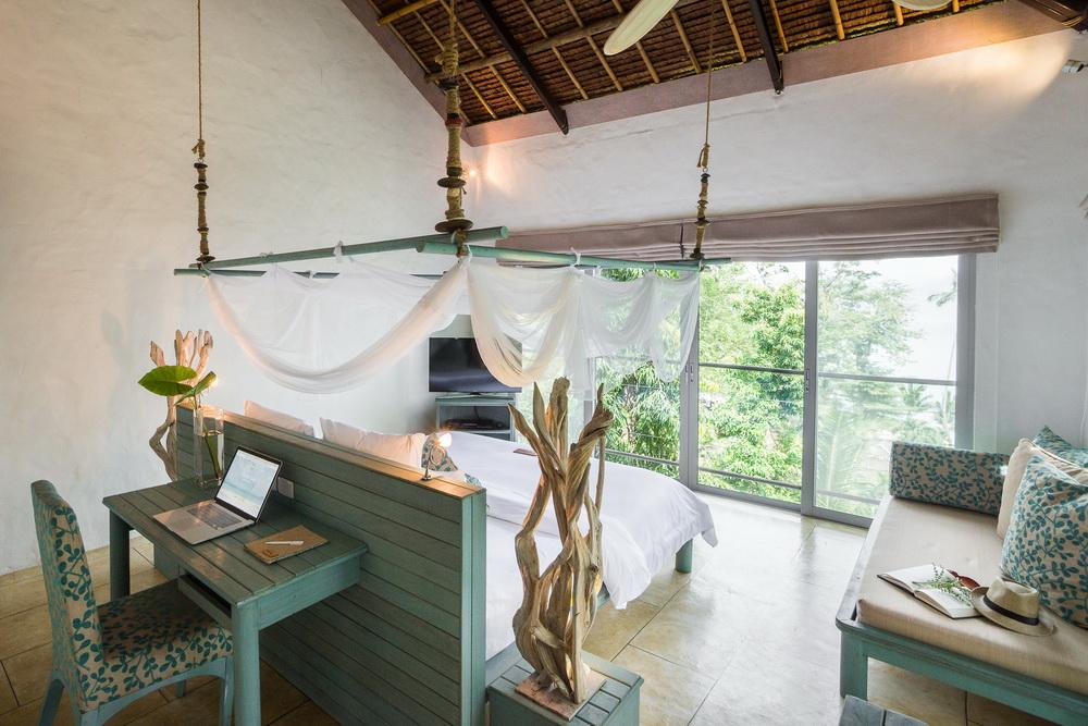 Paradise Koh Yao Hotel Thailand - Superior Studio [Source : paradise-kohyao.com]