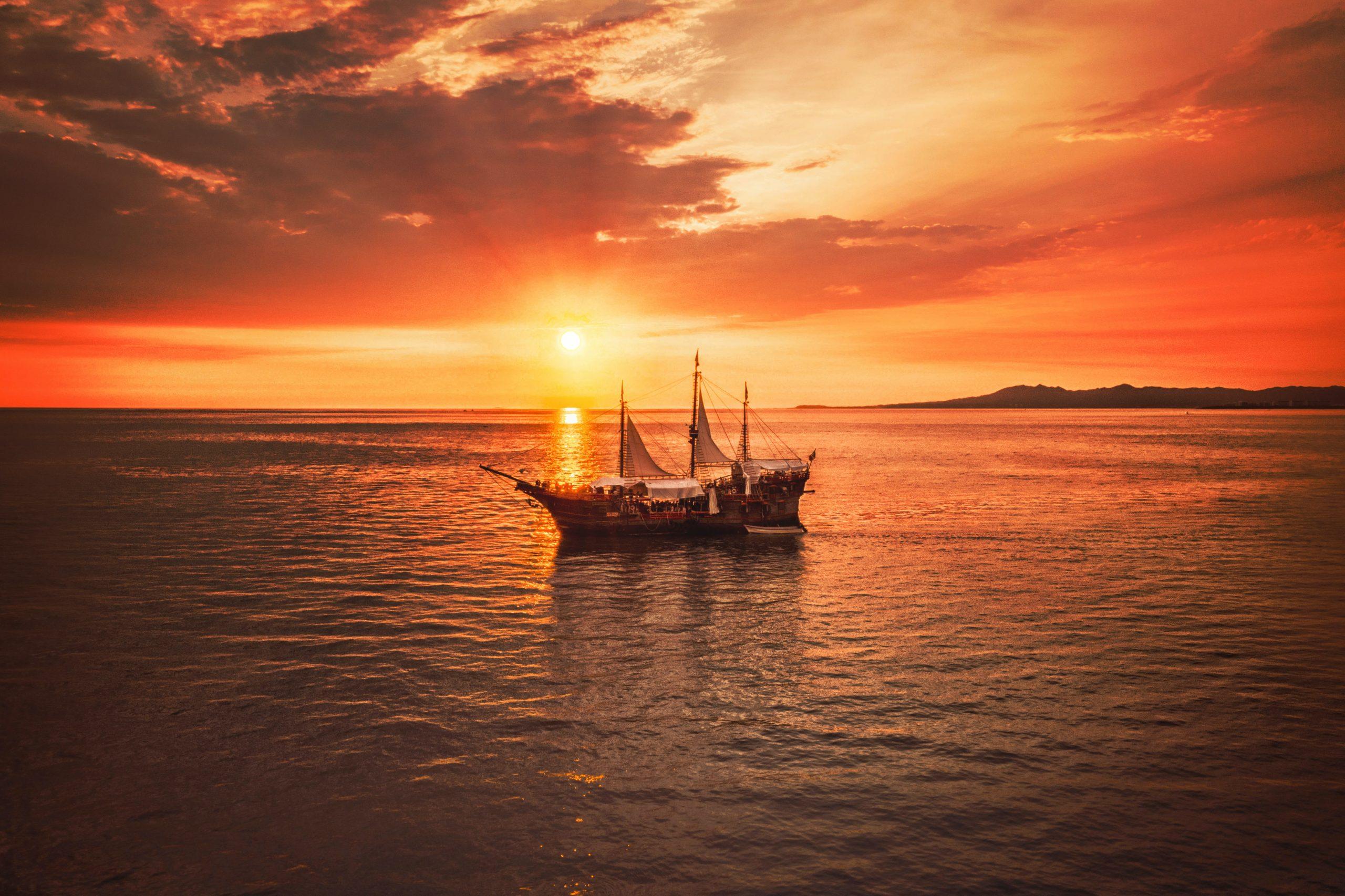 Marigalante Pirate Boat By Alonso Reyes [unsplash]
