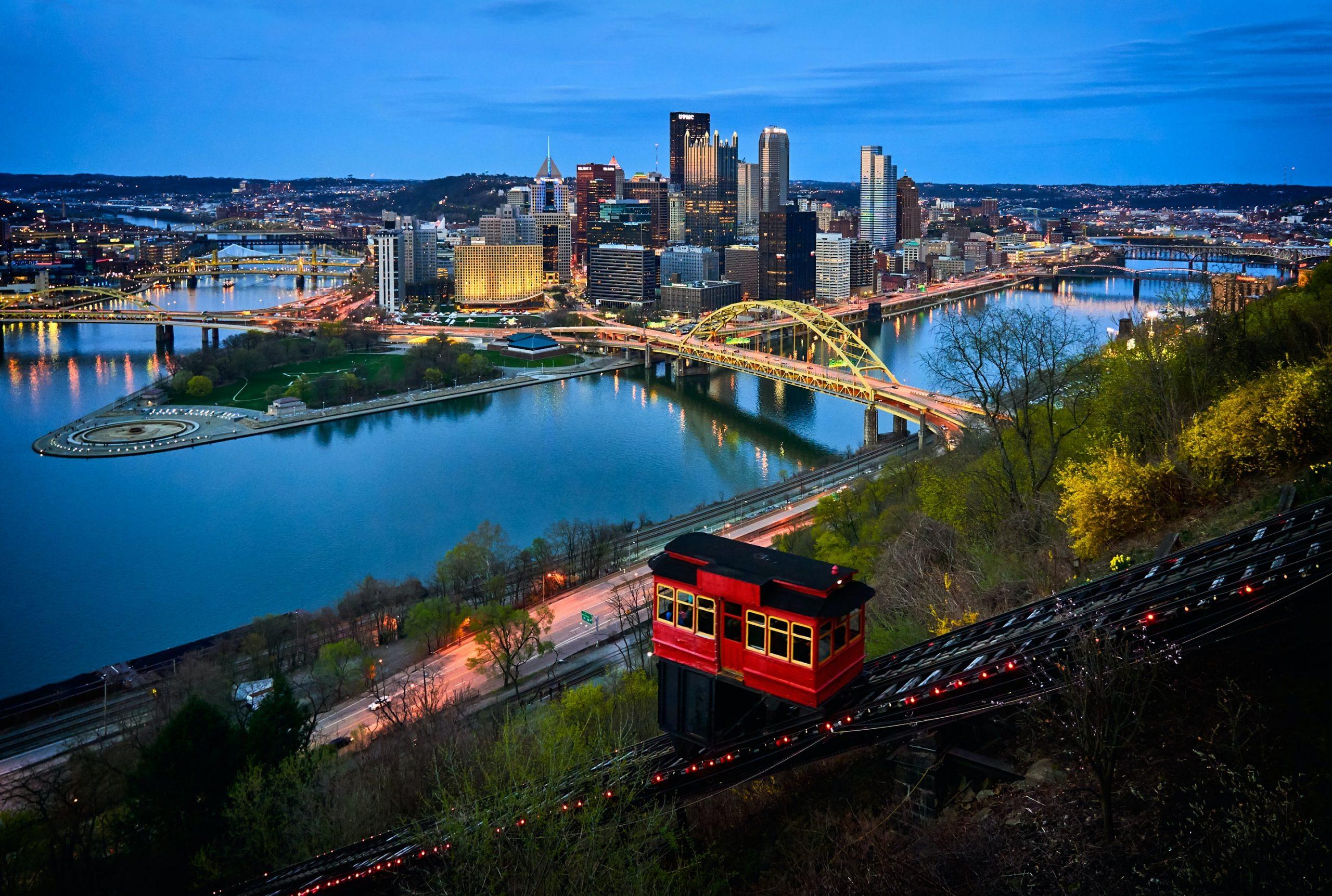 Pittsburgh PA USA By Vidar Nordli Mathisen [unsplash]