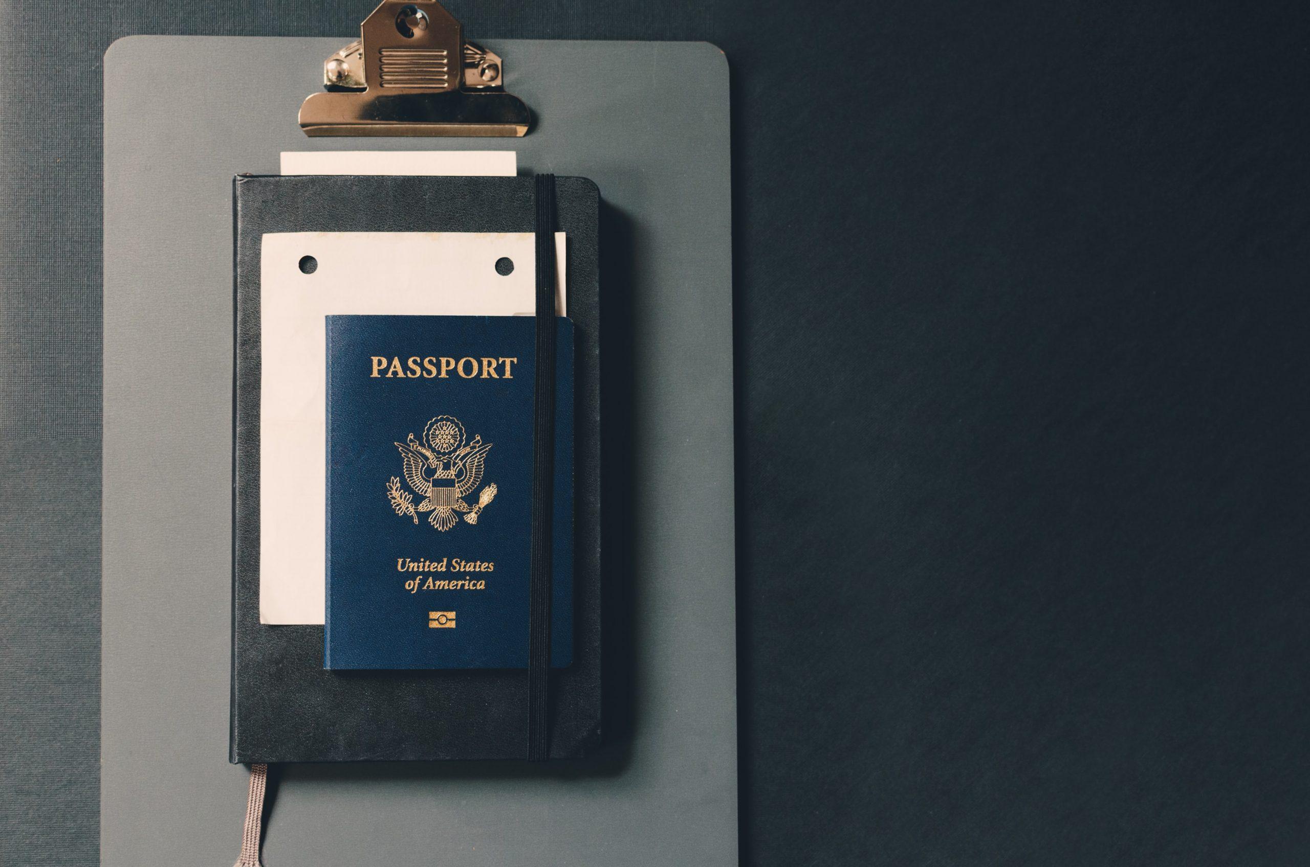 US Passport By Kelly Sikkema [unsplash]